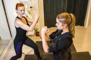 Ems træning med personlig træner