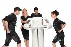 Xbody gruppetræning EMS