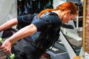 Fitxpress ems træning - rygtræning