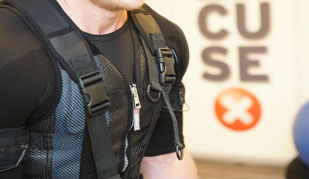 Opbygning af muskler med EMS træning