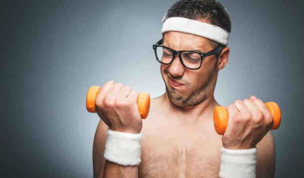 Få afkræftet fem træningsmyter